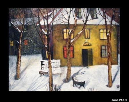 Марина Хакимова | art59.ru
