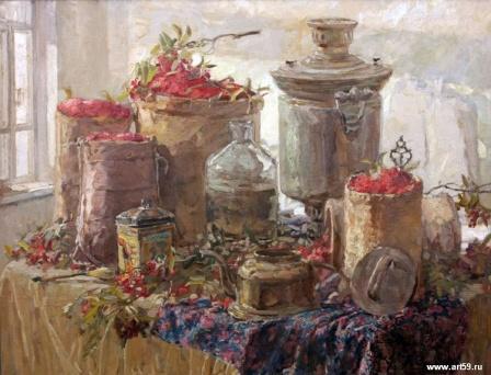 Октябрьский  урожай | art59.ru