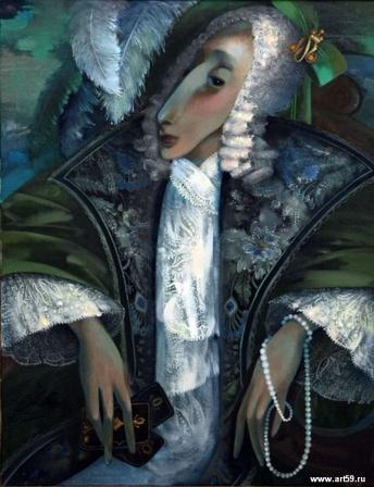 Пиковая дама | art59.ru