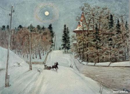 Усадьба  Каменского.  Суксун | art59.ru