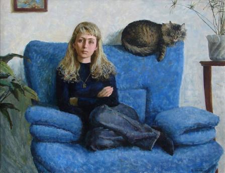 Портрет сестры   art59.ru