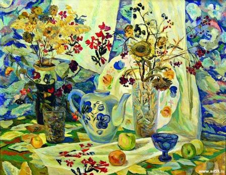 Осенний натюрморт | art59.ru