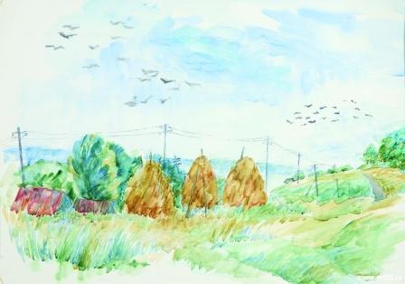 Осень в Суксуне | art59.ru