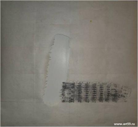 Эскиз к падению  Пизанской башни | art59.ru