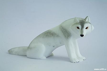 Полярный волк | art59.ru