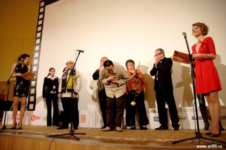 """IX Международный фестиваль документального кино """"Флаэртиана-2009""""   art59.ru"""