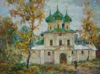 Храм Николы | art59.ru
