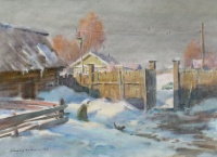 Двор | art59.ru