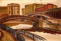 Москва. Уствинский мост | art59.ru