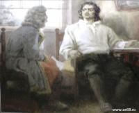 Татищев и Петр I