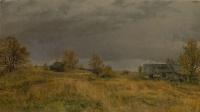 Печальная осень | art59.ru