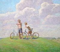 На земле детства | art59.ru