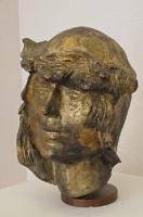 21.Скульптура «Весенний портрет», бронза. 1989 г.