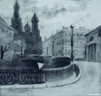 Собор Спас-на-крови. Ленинград | art59.ru