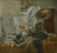 Натюрморт с грушами | art59.ru