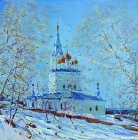 Ранняя весна в Мотовилихе | art59.ru