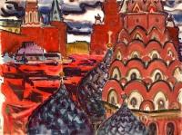 Красная площадь | art59.ru