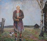 90-я весна Анны Ивановны, 63-я вдовья | art59.ru