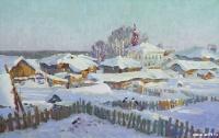 Зимняя Чердынь | art59.ru