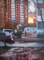 Лужа | art59.ru