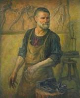 Портрет скульптора А.А.Ширнина | art59.ru