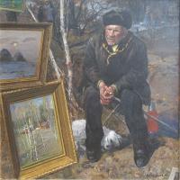 Ослепший художник | art59.ru