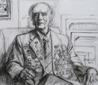 Попов В.Ф. - Участник ВОВ | art59.ru
