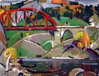 Мост в Усьве | art59.ru
