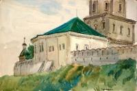 Москва. Андроников монастырь | art59.ru