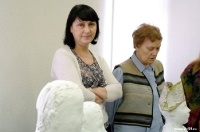 Персональная выставка О.Б.Хромовой | art59.ru