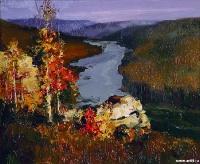 Осень на Косьве | art59.ru