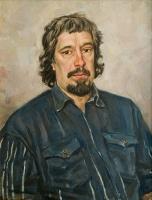 Портрет художника Лобковского А.А. | art59.ru