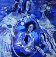 Дамские шалости | art59.ru