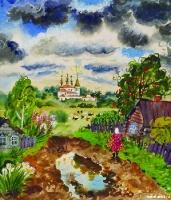 Гледенский монастырь. Великий Устюг | art59.ru