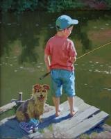 На рыбалке | art59.ru