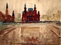 Москва. К мавзолею Ленина | art59.ru