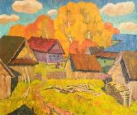 Осень в Маклакове | art59.ru