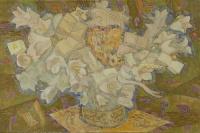 Белый стих весне | art59.ru