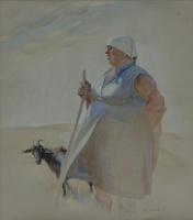 Баба Маша | art59.ru