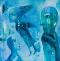 Ангелы в березовом лесу | art59.ru
