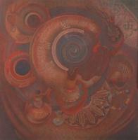 Красный цвет гончара | art59.ru