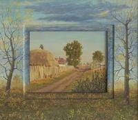 Осень в Пречистенке   art59.ru