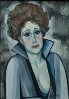 Портрет жены | art59.ru