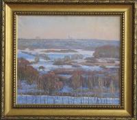 Засвияжье зимой | art59.ru
