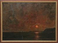Ночной пароход | art59.ru