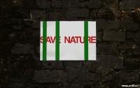 """Save nature"" (""Сохрани природу"")   art59.ru"