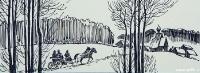 Иллюстрация к книге А. Н. Радищева, «Записки путешествия в Сибирь» | art59.ru