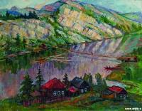 Мост через р. Косьва | art59.ru