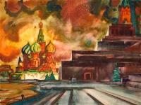 Москва. Мавзолей Ленина | art59.ru