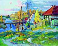 Закат осени | art59.ru